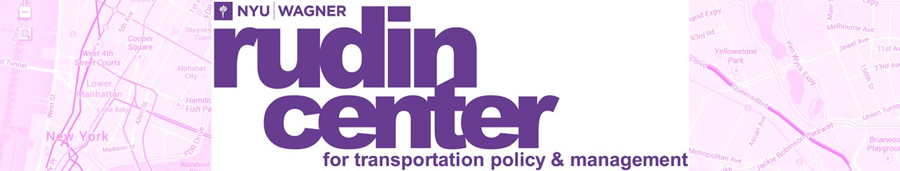 NYU Rudin Center for Transportation