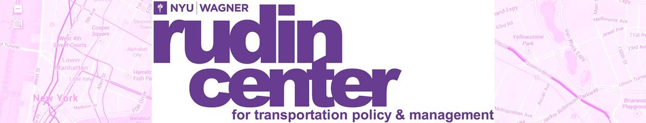 NYU Rudin Center for Transportation